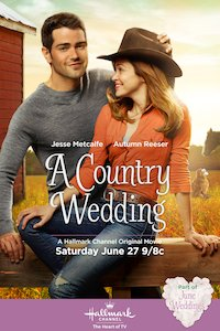 A Country Wedding poster