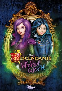 Descendants - Verhexte Welt poster