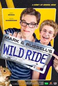 Mark & Russell's Wild Ride poster