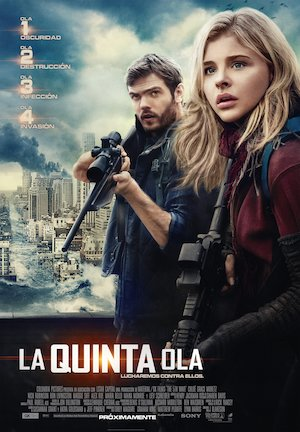 The 5th Wave 3475x5000