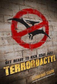 Terrordactyl poster