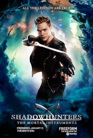 Shadowhunters: The Mortal Instruments 634x939