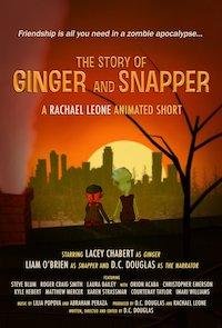Ginger & Snapper poster