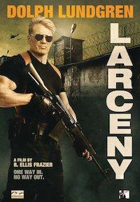Larceny poster