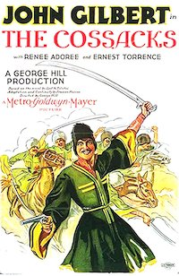 The Cossacks poster