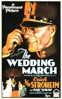 The Wedding March poster