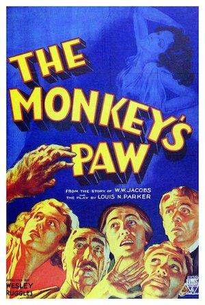 The Monkey's Paw 830x1235