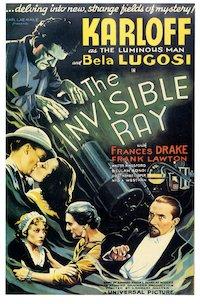 Il raggio invisibile poster