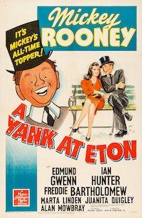 A Yank at Eton poster