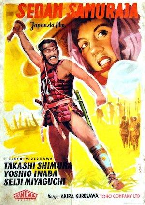 Shichinin no samurai 433x611