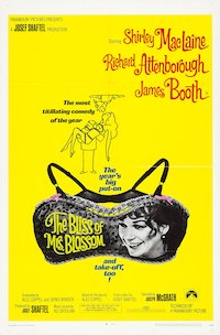 The Bliss of Mrs. Blossom poster