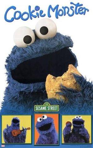 Sesame Street 341x538