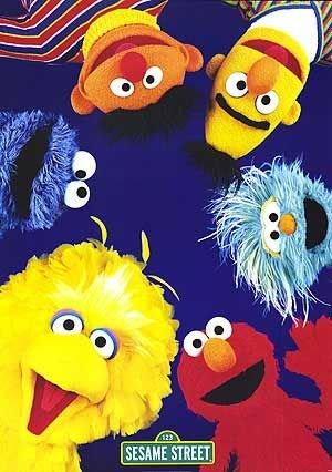 Sesame Street 300x426