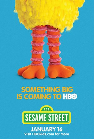 Sesame Street 2025x3000