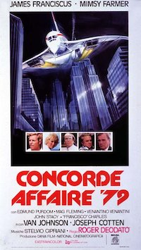 The Concorde Affair poster