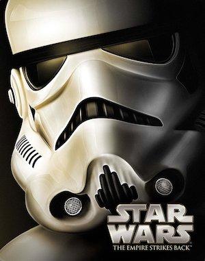 Star Wars: Episodio V - El Imperio contraataca 991x1257
