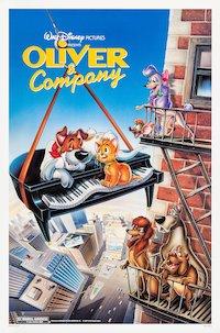 Oliver e seus Companheiros poster