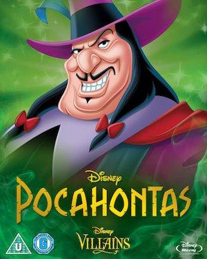 Pocahontas 480x600