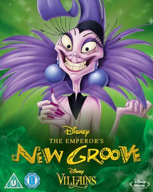 The Emperor's New Groove 480x600