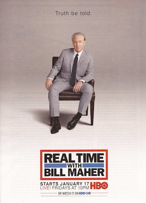Real Time with Bill Maher 2321x3232