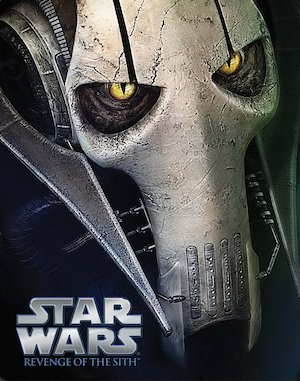 Star Wars: Episodio III - La venganza de los Sith 991x1257