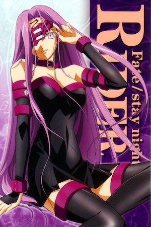 Fate/stay night 933x1402