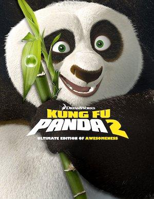 Kung Fu Panda 2 2212x2850