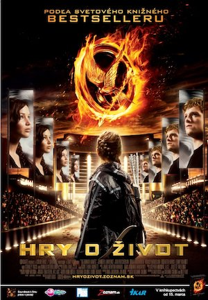The Hunger Games 592x854