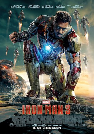 Iron Man Three 3503x5000