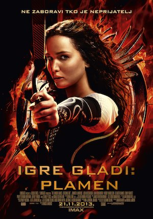 The Hunger Games: Catching Fire 2500x3594