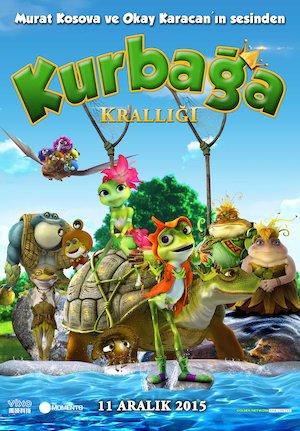 Frog Kingdom 3150x4529
