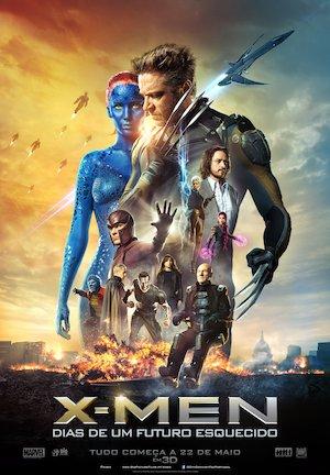 X-Men: Days of Future Past 2677x3858