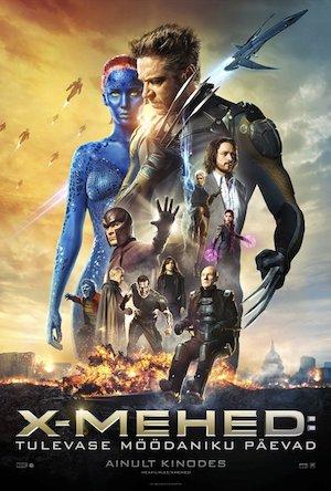 X-Men: Days of Future Past 480x711