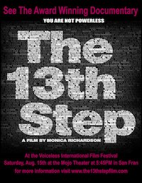 The 13th Step poster