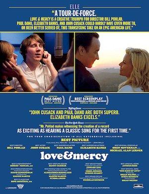 Love & Mercy 600x780