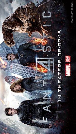 Fantastic Four 1164x2048