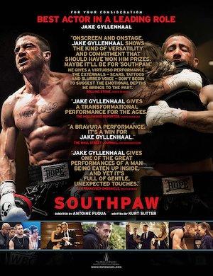 Southpaw 600x780