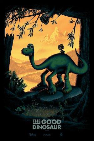 The Good Dinosaur 900x1350