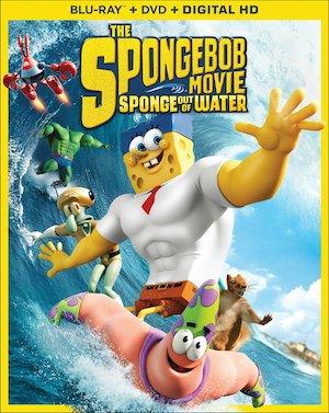The SpongeBob Movie: Sponge Out of Water 2039x2560