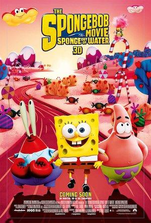 The SpongeBob Movie: Sponge Out of Water 675x1000