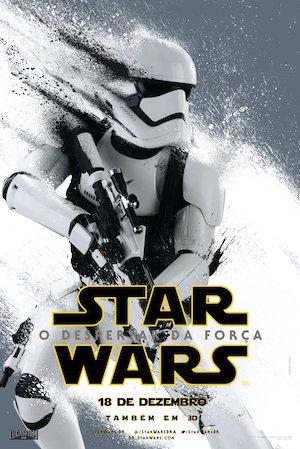 Star Wars: El despertar de la fuerza 814x1218