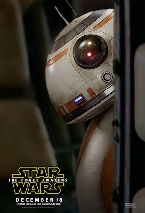 Star Wars: El despertar de la fuerza 1404x2048