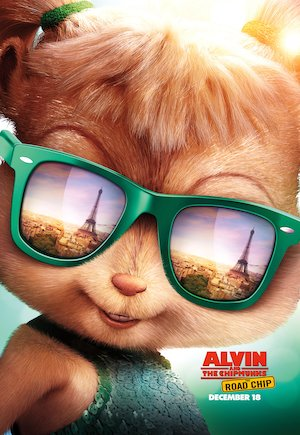 Alvin and the Chipmunks: The Road Chip 1280x1854
