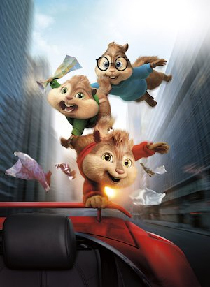 Alvin and the Chipmunks: The Road Chip 3646x5000