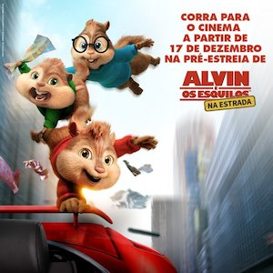 Alvin and the Chipmunks: The Road Chip 600x600