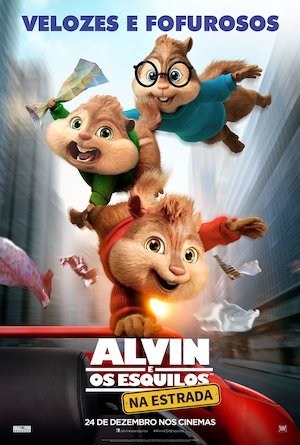 Alvin and the Chipmunks: The Road Chip 716x1061