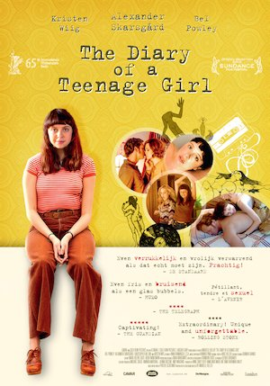 The Diary of a Teenage Girl 1653x2362