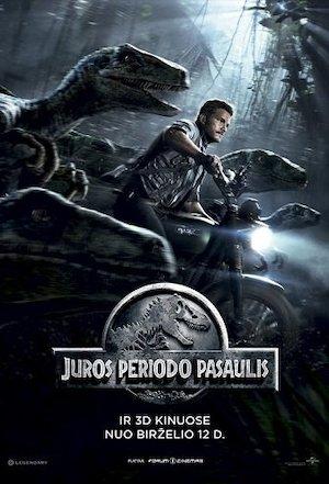 Jurassic World 336x494