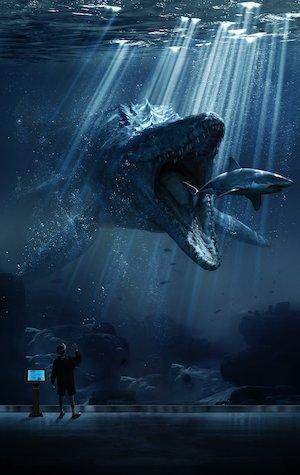 Jurassic World 1293x2048