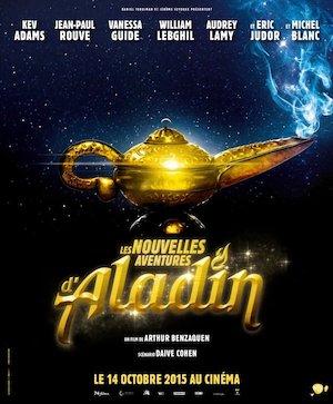 Les nouvelles aventures d'Aladin 813x984